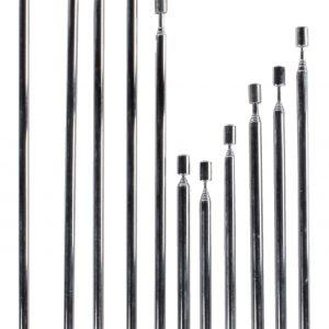 Teleszkóp antennák, több méretben