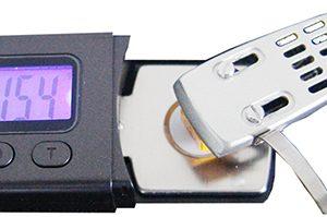 ANALOGIS digitális tűnyomás mérő