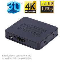 MP2, HDMI 4K splitter (2-es elosztó)