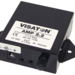 VISATON AMP 2.2 fejhallgató erősítő