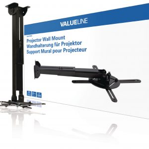 Fali projektor konzol VLM-PM30, 10 kg-ig
