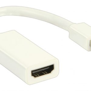 mini DisplayPort-HDMI alj 0,2m-es