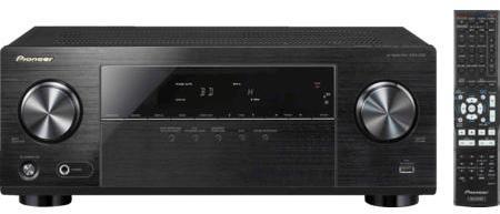 Pioneer VSX-330-K 5.1 házimozi receiver