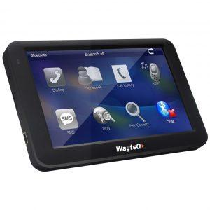 WayteQ, x985BT GPS navigáció EU térképpel