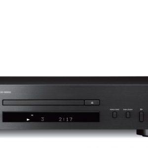 YAMAHA CD-S300 fekete vagy ezüst színben